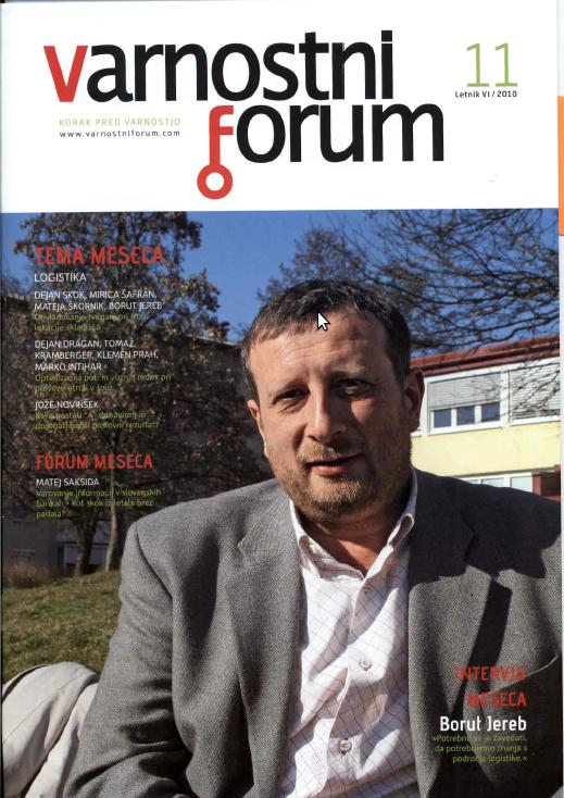 Naslovnica - varnostni forum